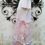 Angel Love Wearable Art Upcycled Ec..